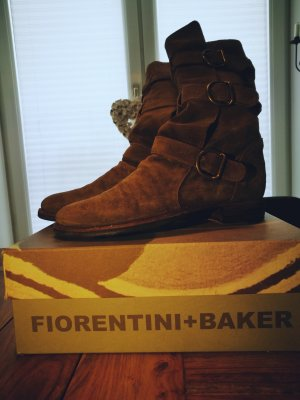 Fiorentini & baker High Boots multicolored leather