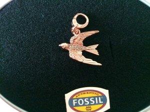Original Fossil Charm Anhänger
