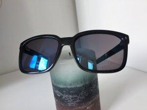 Fossil Occhiale da sole nero-blu Materiale sintetico