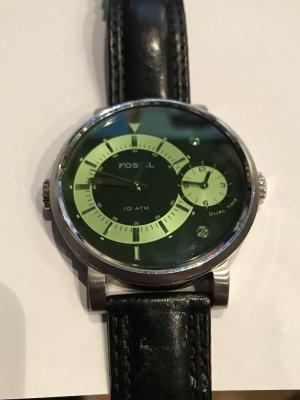 Original Fossil Uhr/ für Damen die gern Herrenuhren tragen/2Uhrwerke