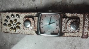 Original Fossil Watch Lederband