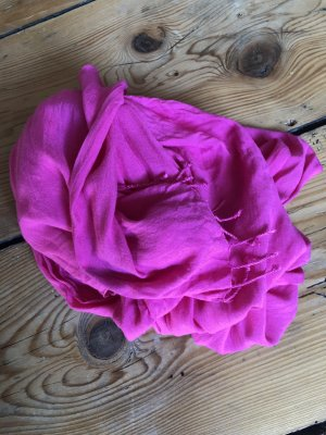 Original FRAAS Schal Tuch pink