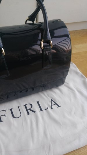 Furla Sac Baril multicolore