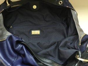 Original FURLA Handtasche in dunkelblau