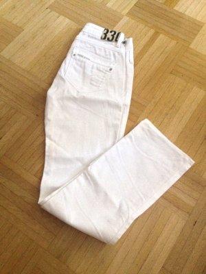 Original G-Star Jeans in weiß