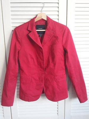 Original Gant Jacke rot Baumwolle Größe 40