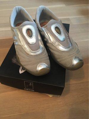 Original Geox Sneaker, Gr. 36, getragen - mit Gebrauchsspuren