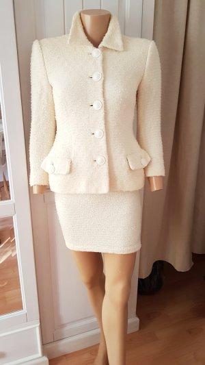 original Gianni Versace Couture Boucle Kostüm