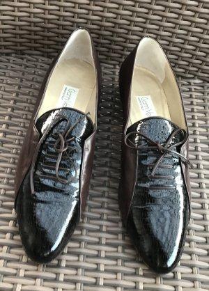 Original Gianni Versace Designer Schuhe Gr 40,5