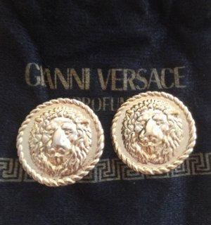Original Gianni Versace Ohrclips/Ohrringe