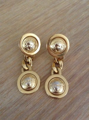 Original Gianni Versace Ohrclips Ohrringe