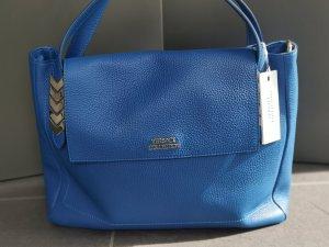 Original Gianni Versace Tasche blau NEU