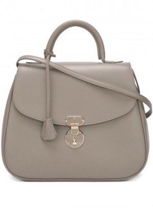 Original Giorgio Armani  medium 'Obo' tote, Women's, Nude