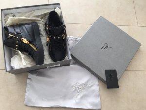 Original Giuseppe Zanotti Sneaker, schwarz, 36