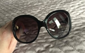 Givenchy Round Sunglasses black-gold-colored