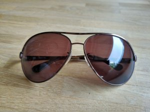 Givenchy Aviator Glasses bronze-colored-cognac-coloured