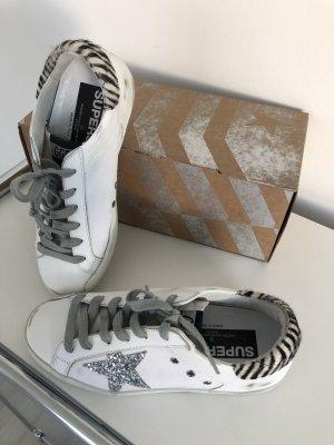 Original Golden Goose Superstar Sneaker, Gr. 36, neu