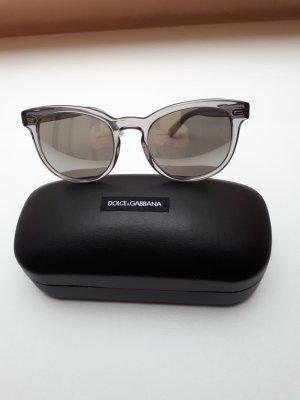 Original graue Dolce & Gabbana Sonnenbrille