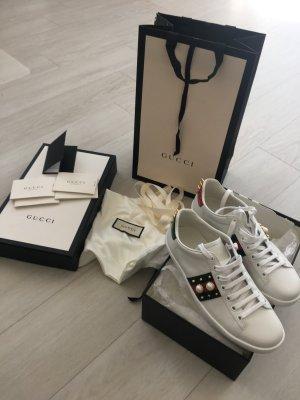 Original Gucci ACE Sneaker, Gr. 37, neu