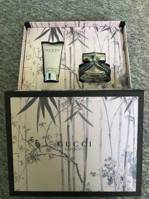 Original GUCCI Bamboo Parfüm & Lotion NEU