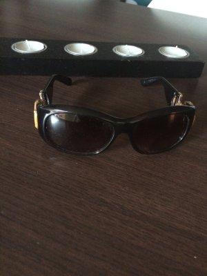 Original Gucci Bamboo Sonnenbrille braun edel stylisch Bloggerfashion