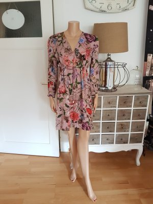 original Gucci Bloom Midi Kleid 100%Seide