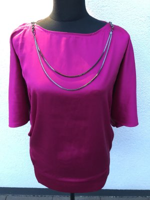 Original Gucci Bluse 100% Seide M pink Blogger Luxus