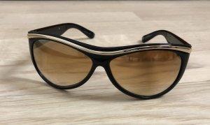 Gucci Sunglasses black-gold-colored
