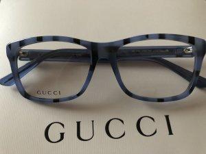 Original Gucci Brillengestell Leo blau neu 229€!!!Letzte Preisreduzierung!!!Top Preis !!