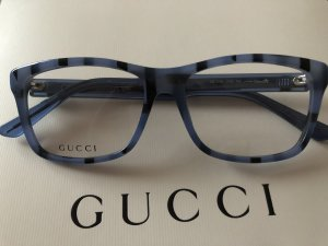 Gucci Bril azuur-staalblauw