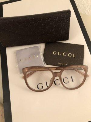 Gucci Glasses dusky pink