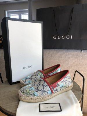 Gucci Espadrille Sandals multicolored