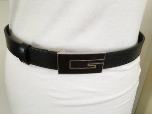 Original Gucci G-Gürtel schwarz Gr 75