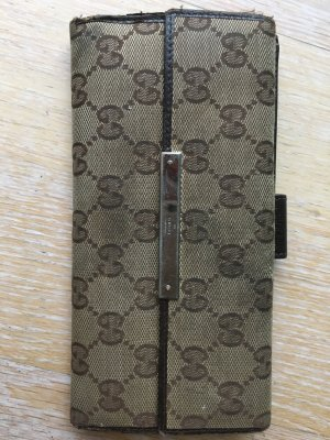 Gucci Wallet light brown