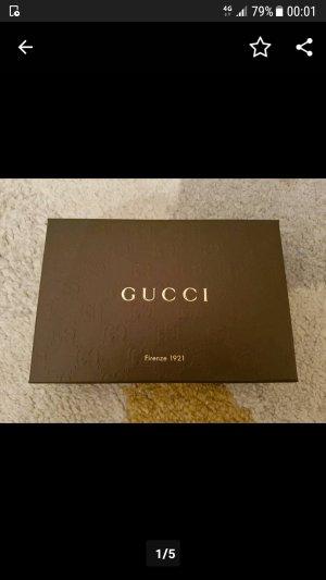 Gucci Portemonnee bruin