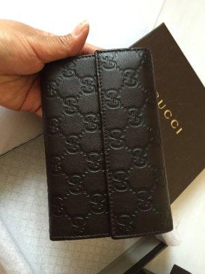 Original Gucci Geldbörse Portemonnaie braun neu