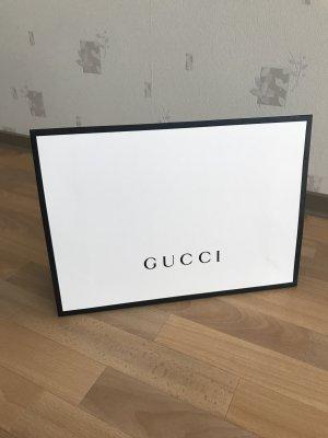 Gucci Shopper wit-zwart