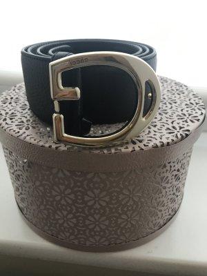 Original Gucci Gürtel Leder schwarz