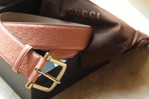 Gucci Cintura rosa