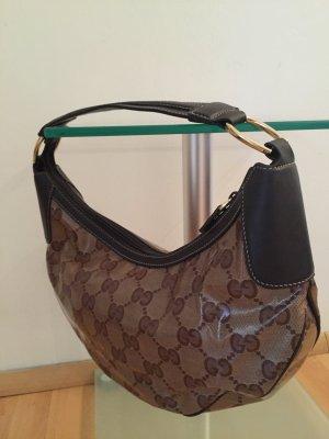 Original Gucci Halfmoon Bag.