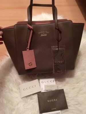 Gucci Handbag rose-gold-coloured-light brown