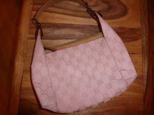 Gucci Carry Bag pink-beige mixture fibre