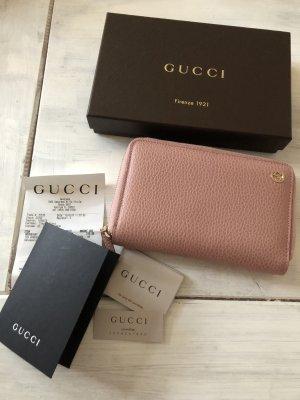 Gucci Cartera rosa claro-rosa