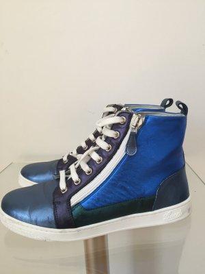 Original Gucci Leder Sneakers!