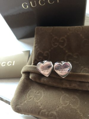 Gucci Ear stud silver-colored