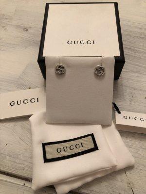 Original Gucci Ohrstecker Silber 925
