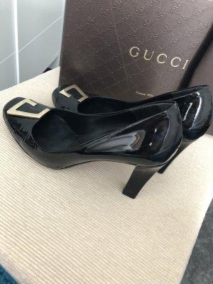 Original Gucci Pumps Gr. 38,5