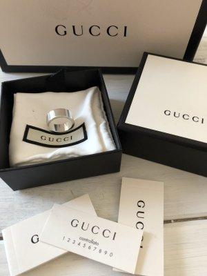 Original Gucci Ring Silber neu mit Box!!Festpreis!!Neu !!!290€