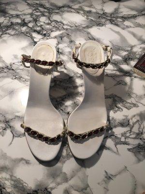 Original Gucci Sandalen mit Absatz