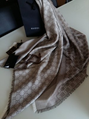 Gucci Scarf light brown